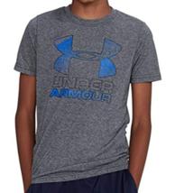 Under Armour Boy's Logo Hybrid 2.0 T Shirt Various Colors - $32.99