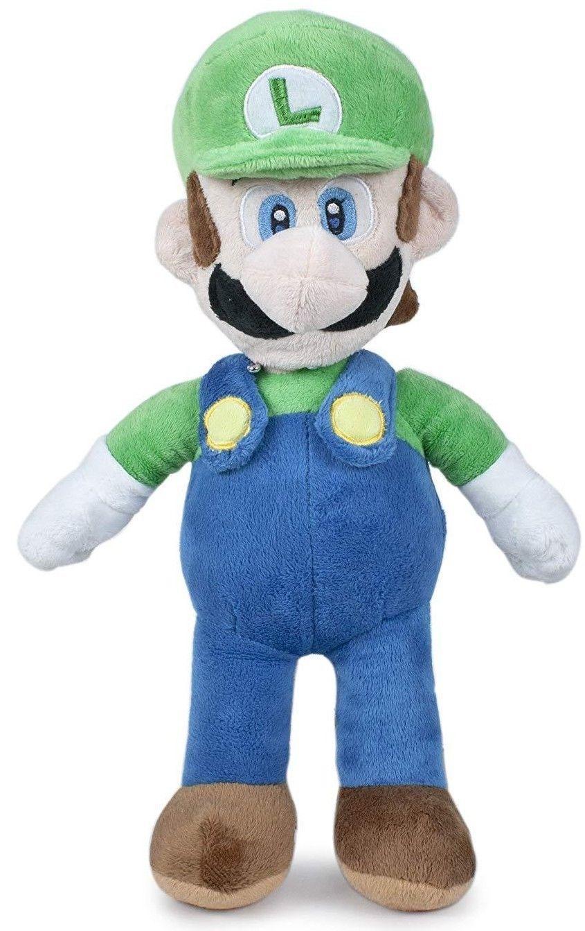 """Super Mario Bros 20/"""" Plush Toy Jumbo White Yoshi"""