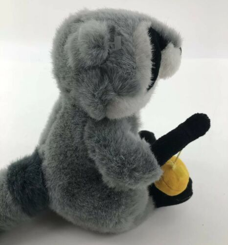Disney Pocahontas Meeko Raccoon Plush Stuffed Doll With Cookie 8""