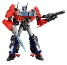 Japan Color Exclusive - Optimus Prime - Takara First Edition - $402.94