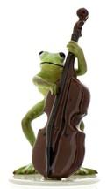 Hagen-Renaker Specialties Froggie Mountain Breakdown Bluegrass Frog Bass Player  image 6