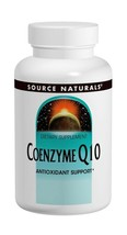 Coenzyme Q10 100mg Source Naturals, Inc. 90 Caps - dietary supplement - $13.20