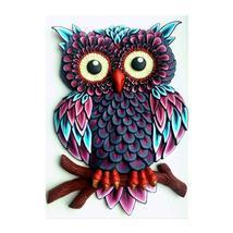 (01)5D Diamond Animal Painting DIY Crafts Embroidery Home Art Cross Stit... - $20.00