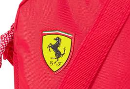 Puma Scuderia Ferrari Fanwear Logo Portable Unisex Flight Travel Shoulder Bag image 4