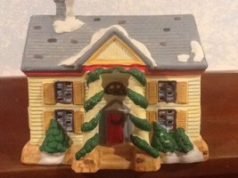 Noma Dickensville Collectables Porcelain House - Neighborhood House - 1991 - EUC - $11.95