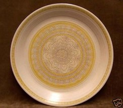 FRANCISCAN HACIENDA DINNER PLATE GOLD SOUTHWEST... - $10.88