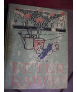 """FIRST EDITION 1904 """"THE TALE OF PETER RABBIT"""" BY BEATRIX POTTER BEST OFFER - $321.75"""