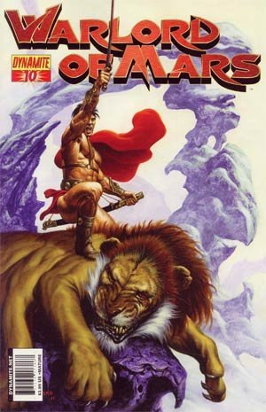 Primary image for Warlord Of Mars #10 Joe Jusko Cover [Comic] Various