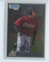 J.D. MARTINEZ RC 2010 Bowman Chrome Prospects #BCP165 ROOKIE Astros - $4.49
