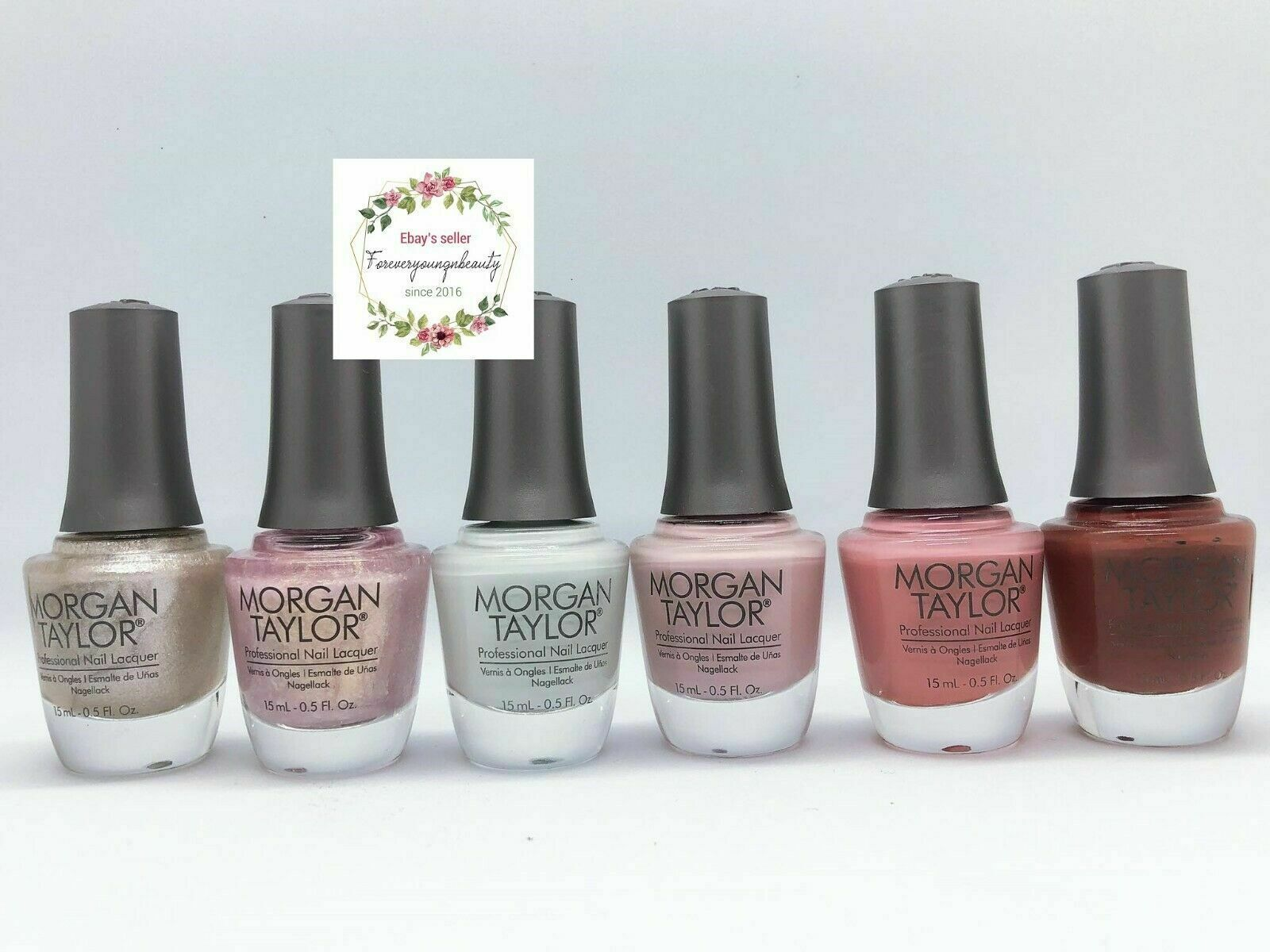 Primary image for Gelish Morgan Taylor Out In The Open New Collection 2021