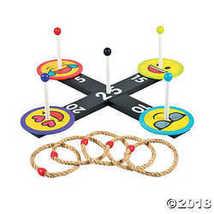 Emoji Ring Toss Game  - $23.24