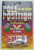 1/64 diecast pole position collectibles stock car #21 Citgo morgan shepard - $2.96