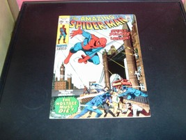 The Amazing Spider-Man #71 Marvel Comic Book 1971 NM Condition (9.2) Hig... - $80.99
