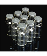 1PC 2ml 35mm x 16mm Small Mini butyl rubber stopper Glass Bottles Vials Jar - $2.02