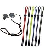CandyHome 6 Pcs Multicolor Sunglass Holder Cords Eyeglass Straps Eyewear... - $6.73