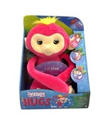 Fingerlings Hugs Bella Friendly Interactive Plush Monkey Pink NEW - $24.99