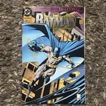 Batman Knightfall Number 500 DC Comics Comic Book Collectible Vintage 1993 - $9.90