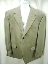Ralph Lauren Mens 48L Brown 100% Wool Sports Jacket - $46.45