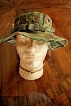 Us Army Gi Multicam Odu Ripstop Camo Combat Uniform Floppy Hat Boonie Cap 7 1/2 - $24.74
