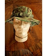 US ARMY GI MULTICAM ODU RIPSTOP CAMO COMBAT UNIFORM FLOPPY HAT BOONIE CA... - $24.74