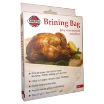"Norpro 24"" x 24"" Heavy Duty Turkey / Meat Brining Bag - $10.99"