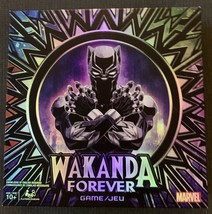 Marvel Wakanda Forever Black Panther Dice-Rolling Game - $19.79