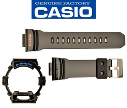 Genuine Casio G-Shock Original G- Lide GWX-8900-1 Watch band & Bezel Rub... - $64.95