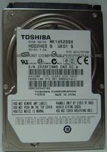 """160GB 2.5"""" SATA MK1652GSX HDD2H03 9.5mm Hard Drive Tested Good Our Drives Work - $12.69"""