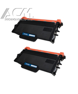 2 PACK Brother TN850 Toner High Yield 8,000 pages Premium Compatible brand - $79.99