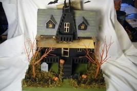 Bethany Lowe Haunted House image 1
