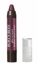 Burt's Bees 100% Natural Moisturizing Gloss Lip Crayon, Bordeaux Vines - $7.32