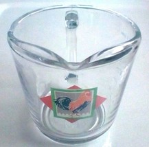Anchor Hocking Rooster 2 Cup Measuring Cup Glass 1988 Rare Item - $24.75
