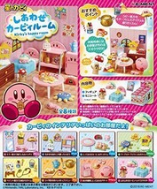 (Goods only, no gum) Candy toys Kirby happy Kirby room 1BOX = all 8type set - $56.98