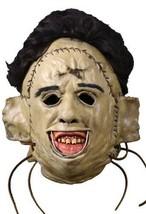 Texas Chainsaw Massacre Killing Leatherface 1974 Halloween Costume Mask ... - $53.99