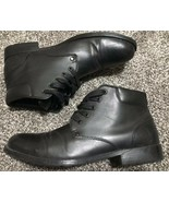 Unlisted By Kenneth Cole Men's Casual Dress Boots Men's 8.5 Black - $19.80