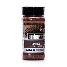 Weber Cowboy Seasoning & Rub (7.75 oz.) - $7.58