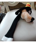 Disney Store Golf Club Head GOOFY GOLF Club COVER with yellow/red hat  - $48.00