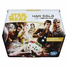 *NEW* Star Wars Han Solo Card Game Strategy Multiplayer Hasbro, Disney - $19.99