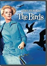 The Birds (DVD) Alfred Hitchcock Directed; Tippi Hedren, Rod Taylor - $10.99