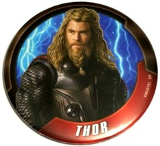 Marvel Avengers End Game THOR  2.75 inches Pinback Button - $4.21