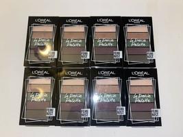 Lot of 8 L'oréal Le Petite Palette Feminist Eyeshadow New Sealed NIP - $32.86