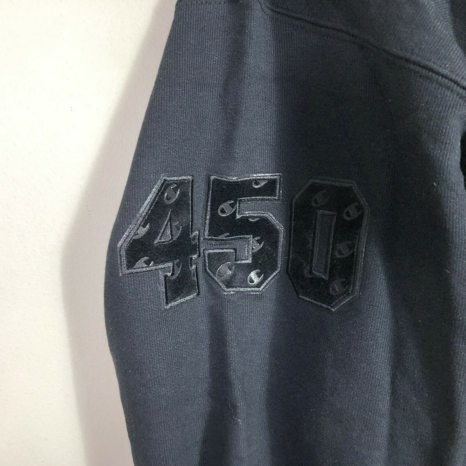 Vintage Champion Crew Neck Reverse Weave Sweatshirt XL NBA NBPA Sweatshirt image 3