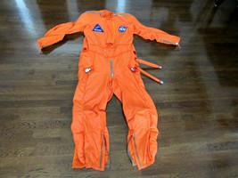 NASA ORION ASTRONAUT ORIGINAL NASA ASTRONAUT FLIGHT SUIT RARE USED EXAMP... - $2,474.99