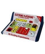 Elenco - 50-in-1 Electronic Playground - $27.23