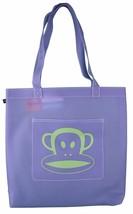 Paul Frank Julius Jelly Shoulder Tote Bag in Purple