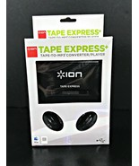 ION Tape Express Plus Tape to MP3 Converter & Player with Headphones - $23.75