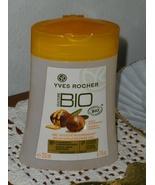 Yves Rocher Culture Bio Shower Gel Argan Oil 6.7 oz New - $14.99