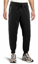 Men's Athletic Running Sport Workout Fitness Gym Zip Pocket Jogger Sweat Pants image 11