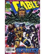 Marvel CABLE (1993 Series) #38 VF - $0.89