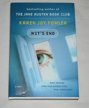 Wit's End Da Karen Joy Fowler 2008, Copertina Rigida, Firmato 1st Edizio... - £6.26 GBP